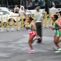Atletica, mondiali: l'etiope Mare Dibaba vince la maratona femminile