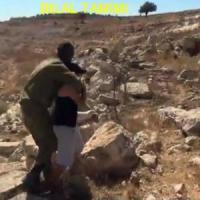 Israele, attivista italiano arrestato a Nabi Saleh: filmava la violenza di un soldato