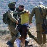 Attivista italiano arrestato   video   da esercito Israele in Cisgiordania