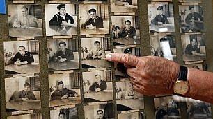 Il tesoro del fotografo-ristoratore    700 ritratti della Seconda Guerra