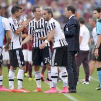 Roma tutto facile con la Juve: sfida vinta a centrocampo