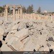 Siria, Is distrugge il tempio di Bel a Palmira