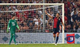 Genoa-Verona 2-0, Pavoletti e Gakpè firmano il primo successo dei rossoblù