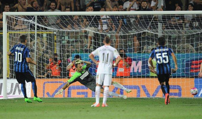 L'Inter in testa, ci pensa ancora Jovetic