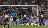 Pavoletti trasforma il Genoa Il Verona non graffia in avanti