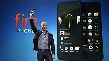 Dopo il Fire Phone, Amazon ci ripensa: niente più smartphone