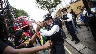 Notting Hill, siamo inglesi    il carnevale della trasgressione