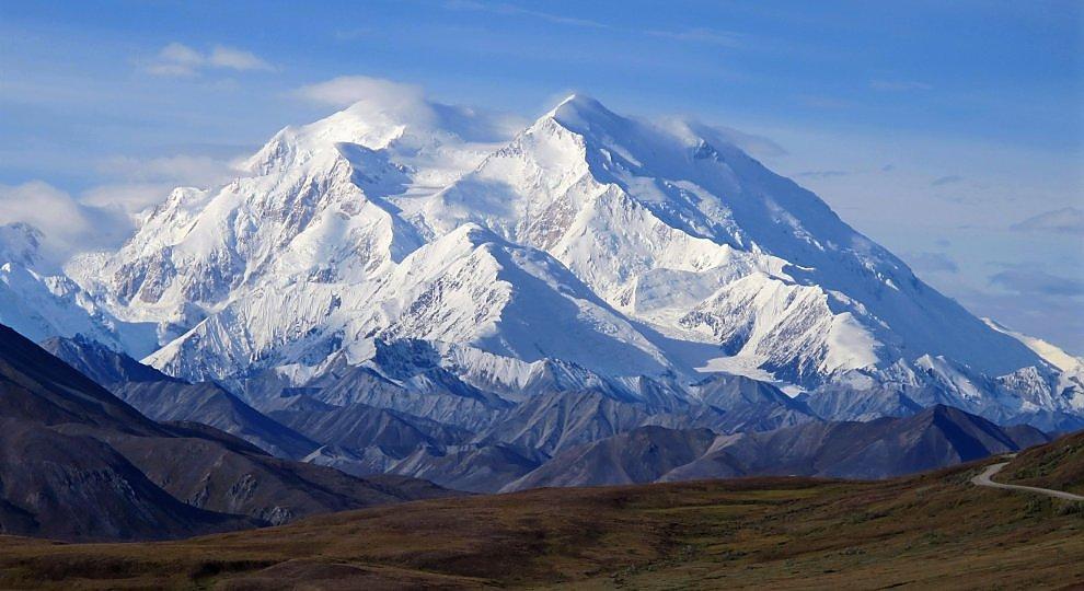 Obama ha deciso. Il Mount McKinley torna Denali.   ft