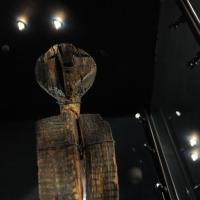Russia, la statua di legno più antica al mondo ha 11mila anni