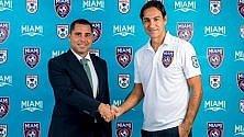 Nesta tecnico a Miami Maldini il suo presidente