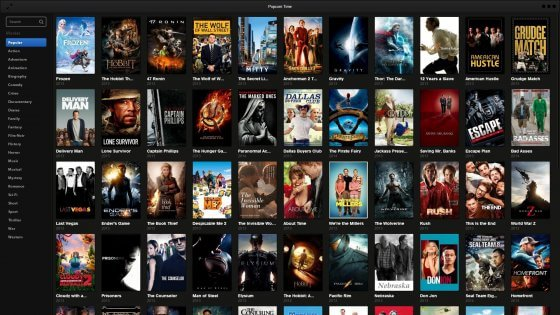 "L'Italia ""sequestra"" Popcorn Time, il sito dei film pirata in streaming"