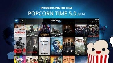 """Copyright, l'Italia sequestra Popcorn Time il """"Netflix"""" dei film gratis in streaming"""