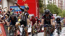 Lo sprint parla italiano Sbaragli batte Degenkolb  di LUIGI PANELLA