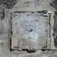 Siria, foto satellitari Palmira confermano la distruzione del Tempio di Bel
