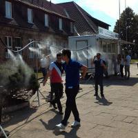 Auschwitz, la denuncia: docce come nebulizzatori contro il caldo