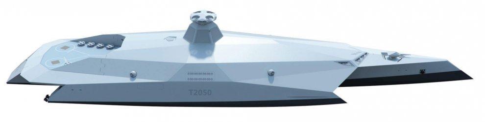 """""""Dreadnought 2050, l'Inghilterra progetta la nave da guerra del futuro"""""""