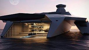 Inghilterra 2050: Star Wars   'Dreadnought', la nave del futuro