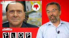 La 'porca estate' di Silvio: i top e flop di Marco Damilano