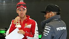 """Vettel: """"Speciale correre con la Ferrari a Monza''"""
