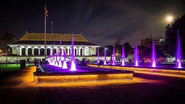 I mille volti di Colombo.   Foto