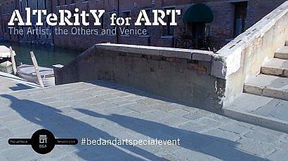 Da non profit a Mecenati  Arte nella casa per senzatetto