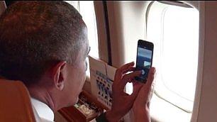 """""""Hey sono Barack"""": su Instagram il saluto di Obama sul Denali"""