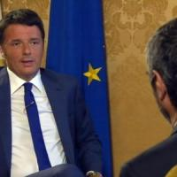 """Renzi sui Casamonica: """"Giuste polemiche, ma mi interessano i boss presi vivi"""""""