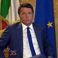 """Renzi sfida i dissidenti: """"Chi ferma  le riforme blocca anche la ripresa"""""""