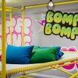 Lavorare in un videogioco uffici colorati di Candy Crush