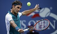 Bene Errani e Pennetta Tutto facile per Federer