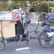 Scatola magica in bici Ecco il Circo Luce   di ARIANNA DI CORI