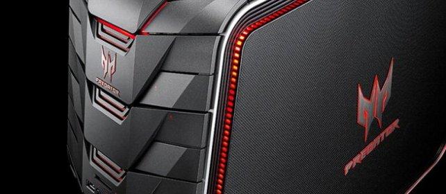 Acer scommette sul gaming coi Predator e lancia un pc Lego