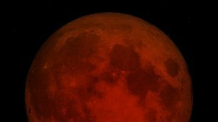 Sarà una 'superluna' di sangue L'eclissi totale il 28 settembre