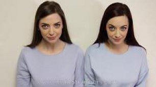 Le gemelle diverse: identiche ma non sono sorelle  /   Le foto