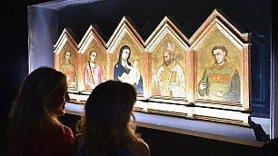 Giotto e il senso del moderno   Foto  Grande mostra a Milano