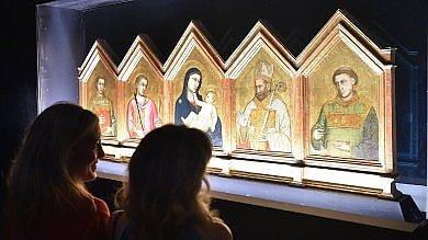 Quando Giotto raccontava l'Italia   Foto  La grande mostra a Milano