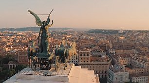 """""""Meravigliosa Roma"""", il tributo Un corto per riscattare la Capitale"""