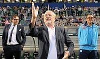 De Laurentiis: ''Soriano a gennaio No alla Juve per Hamsik''