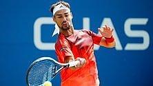 Avanzano  Fognini e Vinci  Tutto facile per Federer