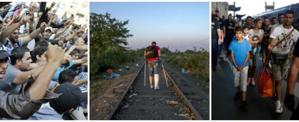 """Piano Ue per aiutare Italia,Grecia e Ungheria: """"Ridistribuirne 120mila"""""""