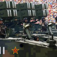 Cina, gigantesca parata per i 70 anni dalla fine della II Guerra Mondiale
