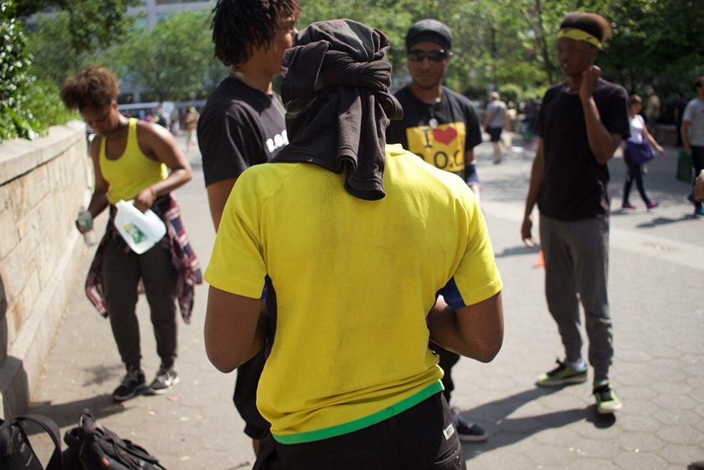 New York, street dance: dalla giungla di cemento alle fronde di Battery Park