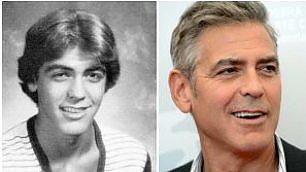 """''Signora maestra, è stato George"""" Hollywood, ricordi di scuola"""