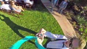 San Diego, nozze tech guarda chi porta l'anello