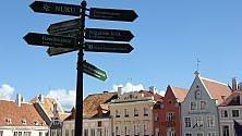 Tra passato e hi-tech Tallinn e Riga    foto    gemelle del Baltico