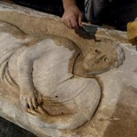 Israele, ritrovato un sarcofago risalente al 1800 anni fa