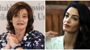 Cherie Blair contro Amal Clooney   La sfida legale per le Maldive