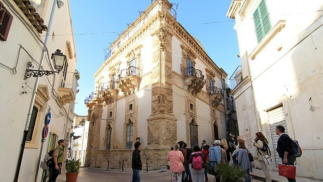 Barocco, sapori e Montalbano