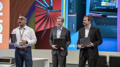 """Il tablet di Lenovo, fatto """"strano"""""""