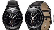 Samsung Gear S2 dal vivo: ma non è uno smartwatch per italiani